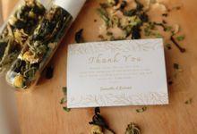 Abelia Package by Nate & Irine Tea Company