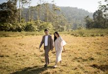 Alia & Rafi Pre-Wedding Photoshot by Brodewijk