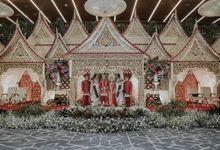 The Wedding of Rizki dan Melisa by  Menara Mandiri by IKK Wedding (ex. Plaza Bapindo)