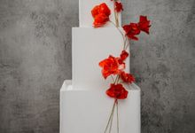 INTIMATE - Simple & Elegant by Ivoire Cake Design