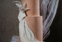 INTIMATE - Drape Fabric by Ivoire Cake Design