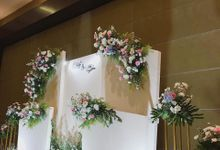 Intimate Wedding (Christy & Efan) by MAKNA PROJECT