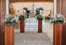 Ririe & Ivo by The Journey Decor