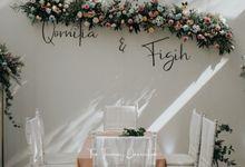 Qornilia & Figih by The Journey Decor