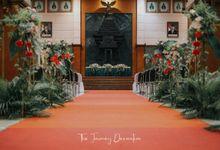 FK UWK Sumpah Dokter by The Journey Decor