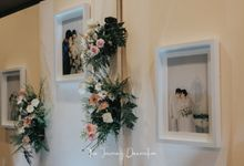 Gaby & Reeve by The Journey Decor