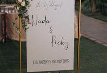 Nada & ricky by The Journey Decor