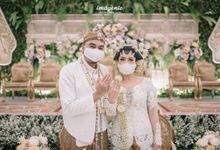 The Wedding of Cika & Hafizh by  Menara Mandiri by IKK Wedding (ex. Plaza Bapindo)