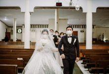Holy Matrimonity of Bima & Irene by IKK Wedding Venue