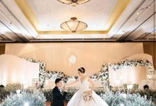 William & Beatrix Wedding Decoration by Valentine Wedding Decoration