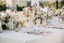 Tiesya & Trisnu by Sweetbella Florist & Decoration