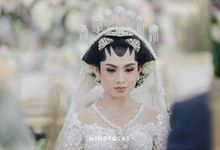 Beautiful Paes Moment by  Menara Mandiri by IKK Wedding (ex. Plaza Bapindo)