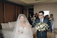 HOLY MATRIMONITY OF YOHANA & DANIEL by Skenoo Hall Emporium Pluit by IKK Wedding