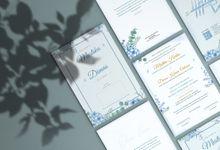 Wedding of Mestika & Dimas by Blujo Inc.