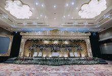 Knasatra & Alam by Grand Slipi Convention Hall