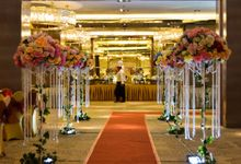 Premium Intimate Wedding at Ambhara Hotel Jakarta by Bright Wedding Jakarta