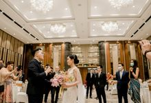 The Wedding of Stanley & Shirley @Swissotel Jakarta by ASA organizer