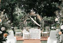 Wedding of Orlando & Nadia 22 Nov 2020 by Laguna Park