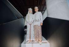 Wedding at Ra Premiere Simatupang by Ra Mampang Office