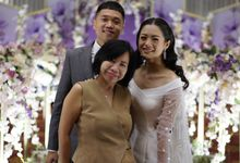 The Wedding of Steven & Jolene by PRIVATE WEDDING ORGANIZER
