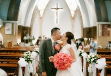 The Wedding of Albertus & Catharine by PRIVATE WEDDING ORGANIZER