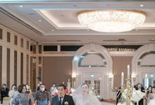 The Wedding of Matius & Liliana by PRIVATE WEDDING ORGANIZER