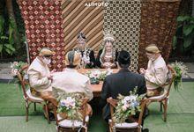 Wedding Decoration for Utami & Chairul by Kembang Peningset