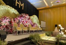 Host-ing Wedding Reception Of Henry & Martheana by Ws Entertainment