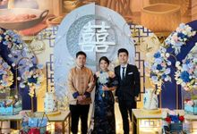 Host-ing Sangjit Ceremony Of Nico & Michelle by Ws Entertainment
