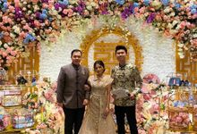 Host-ing Sangjit Ceremony Of Kenny & Metta by Ws Entertainment