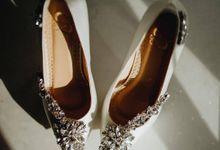 @eva_valentine   #SachlireneMila WHITE 12cm by SACHLIRENE TFOTA