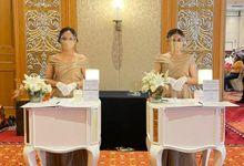 JUN & DISHA by Usherwedding.id