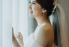 Wedding of Ivan & Vania by d'Bride House