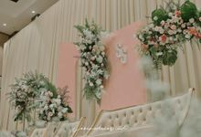 The Wedding of S&S - SWISSOTEL Ballroom, Decor By Lovemedecor by ASA organizer