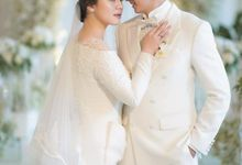 Felicya & Hito Wedding by jewelleryanda