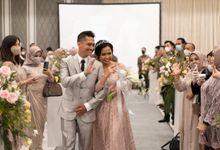 The Wedding of Faizal & Dita by Kejora Gift & Souvenir