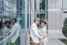Javanese Wedding of Fika & Naka by  Menara Mandiri by IKK Wedding (ex. Plaza Bapindo)