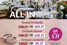 INTIMATE WEDDING...Nga Pake Mahal.. by Orchardz Hotel Industri