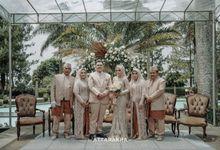 Wedding Intan & Fakhri by Puteri Gunung Hotel