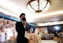 Host-ing Wedding Reception Of Dom & Astari by Ws Entertainment