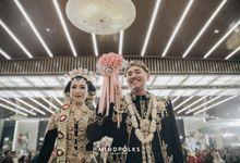 The Wedding of Amirra & Trian by  Menara Mandiri by IKK Wedding (ex. Plaza Bapindo)