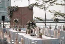 Wedding Day Anthony & Callista 10-Maret-2021 by D'banquet Pantai Mutiara