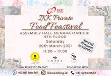 IKK Private Food Feastival! by IKK Wedding Venue