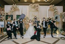 Wedding of Marshal satya A & Aisia Novita Dwipa Putri by ID Organizer