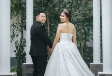 Prewedding David & Eigy by Elina Wang Bridal
