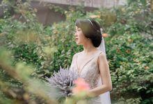 Weeding Bouquet for Lidya by Lila Rosé Weddings