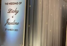 Host-ing Wedding Reception Of Dicky & Febe by Ws Entertainment