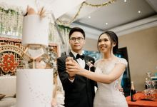 The Wedding of Kevin and Febri by Équateur Patisserie