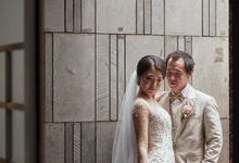The Wedding of Michelly & Raymond by IKK Wedding Indonesia by Skenoo Hall Emporium Pluit by IKK Wedding