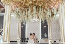 International Wedding of Michelly & Raymond by  Menara Mandiri by IKK Wedding (ex. Plaza Bapindo)